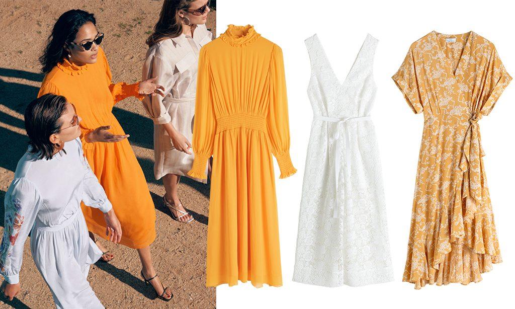 klänningar sommar bröllop