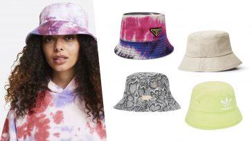 Trendiga hattar för kvinnor efter 50 år. Alternativ för