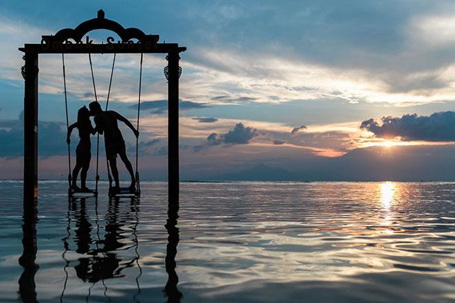 Kärlek vid vatten