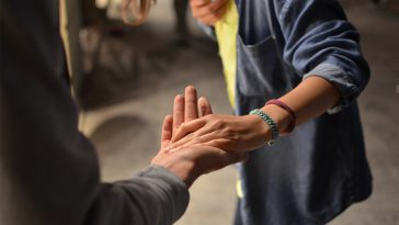 vara ifrån varandra bra för relationen