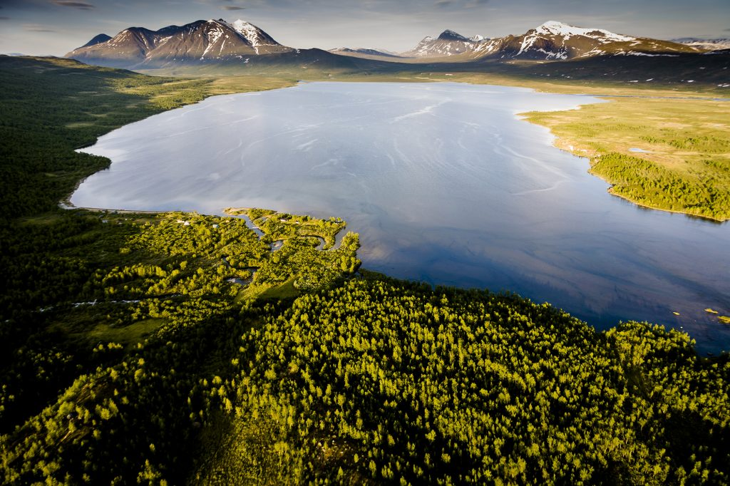 Padjelanta Laponia Nationalpark