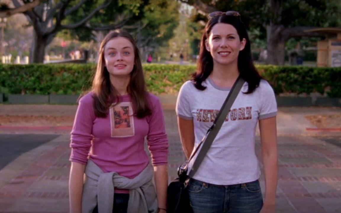 ginny and georgia gilmore girls