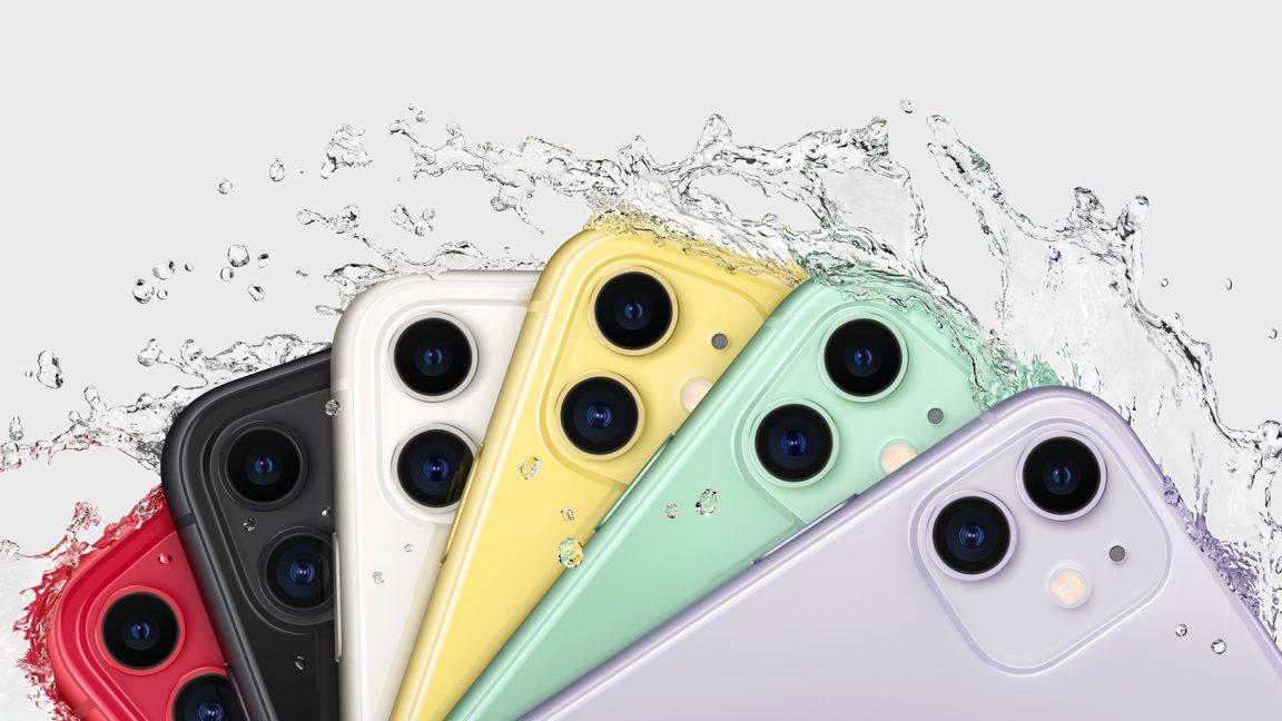 Apple iphone 11 water resistant 091019