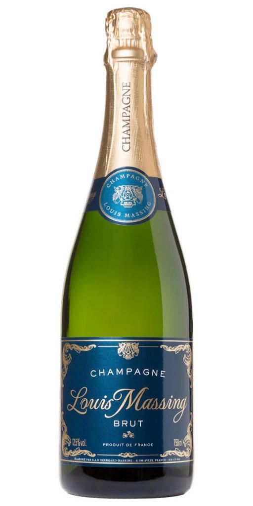 prisvärd och god champagne