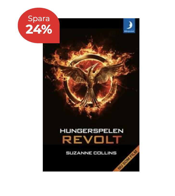 Revolt-bok 3 i hunger games