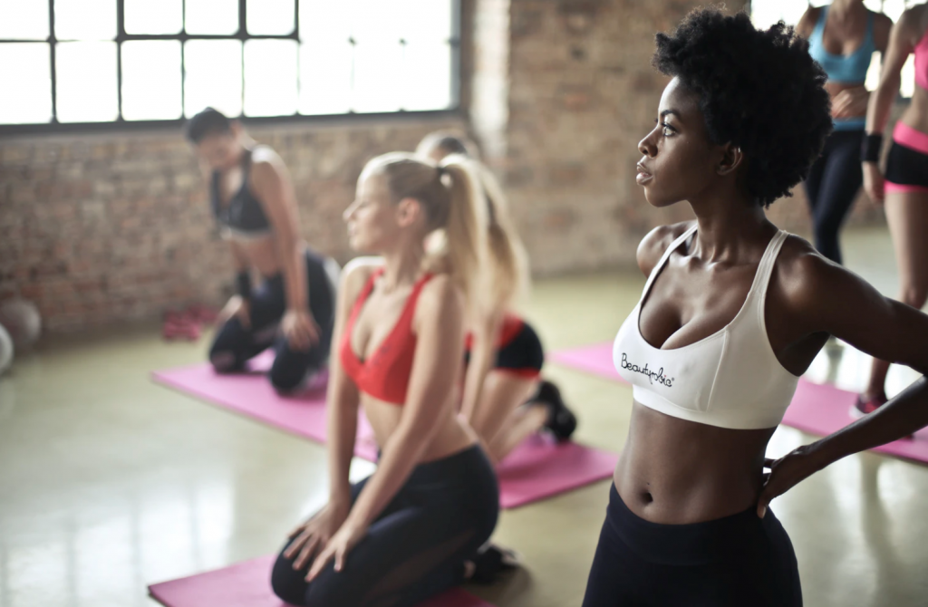 Motionera minskar stressen