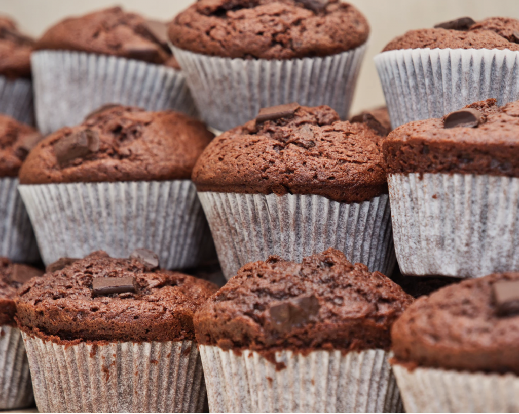muffins recept som inte sviker