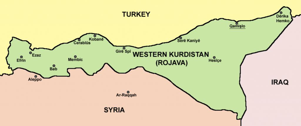 Så kan du hjälpa kurderna i Syrien