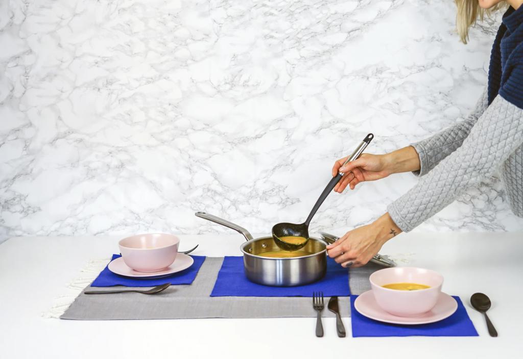 Fisksoppa och fiskgryta recept med saffran