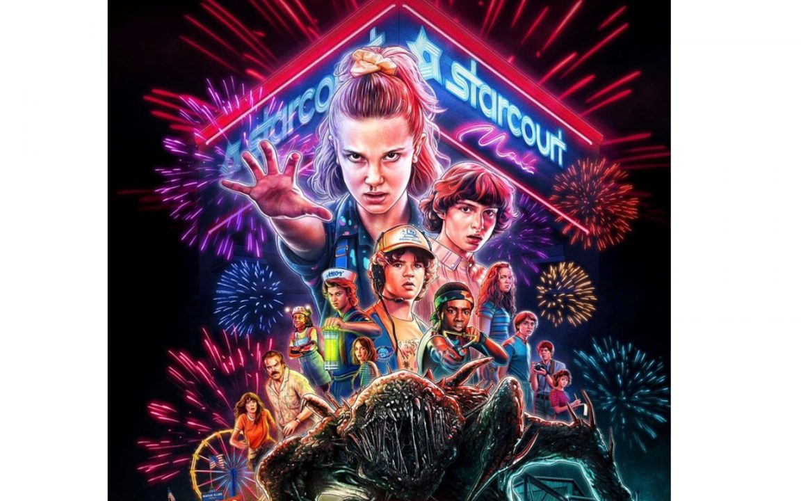 Stranger Things säsong 4