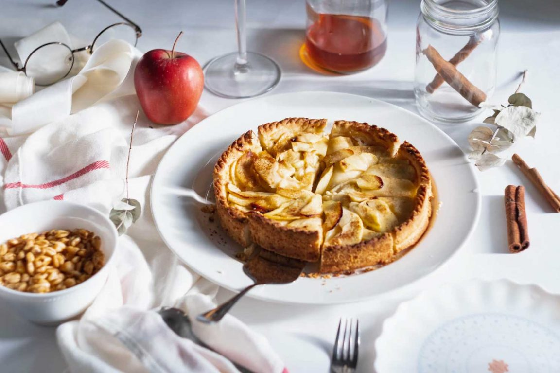 äppelpaj recept
