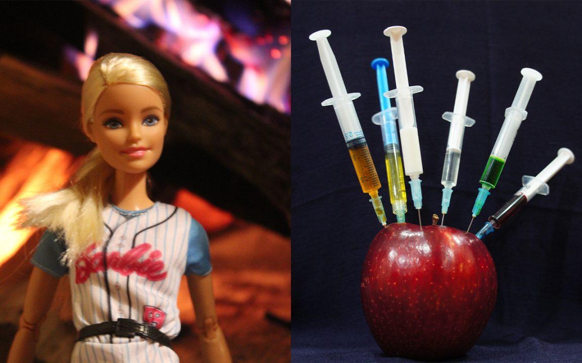 vad är barbiedrogen melanotan 2?