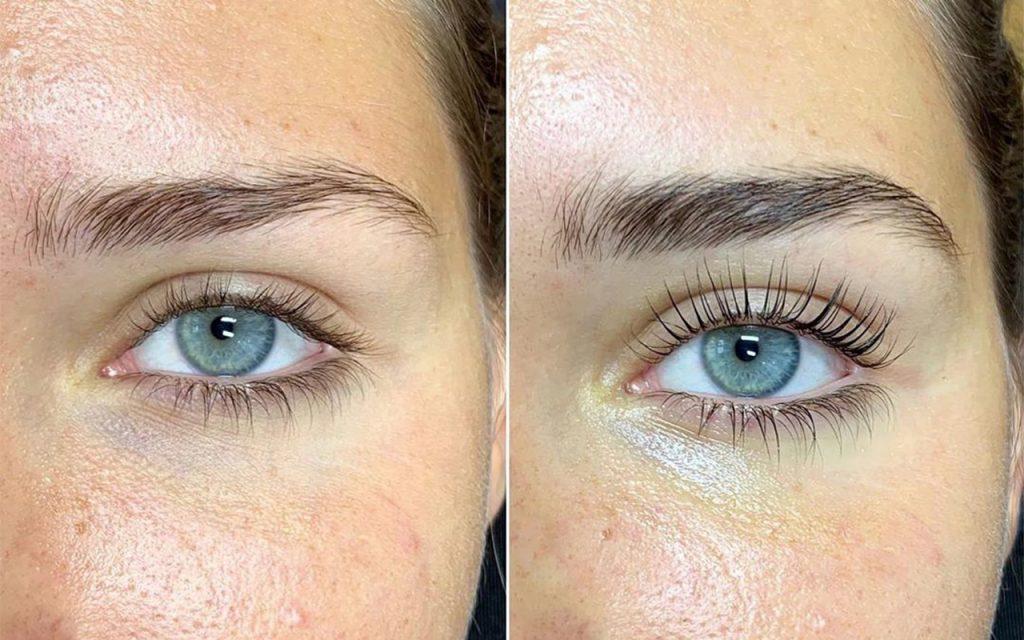 Vad är bäst – lash lift eller ögonfransförlängning?