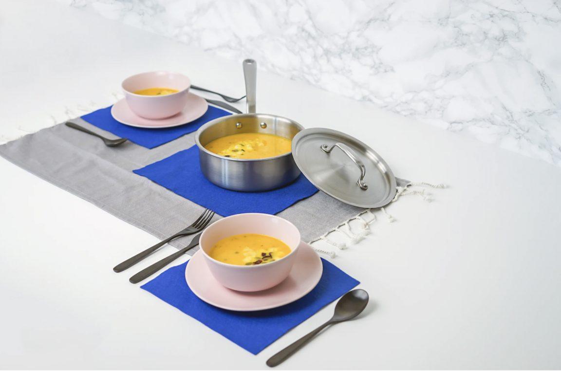 fisksoppa recept