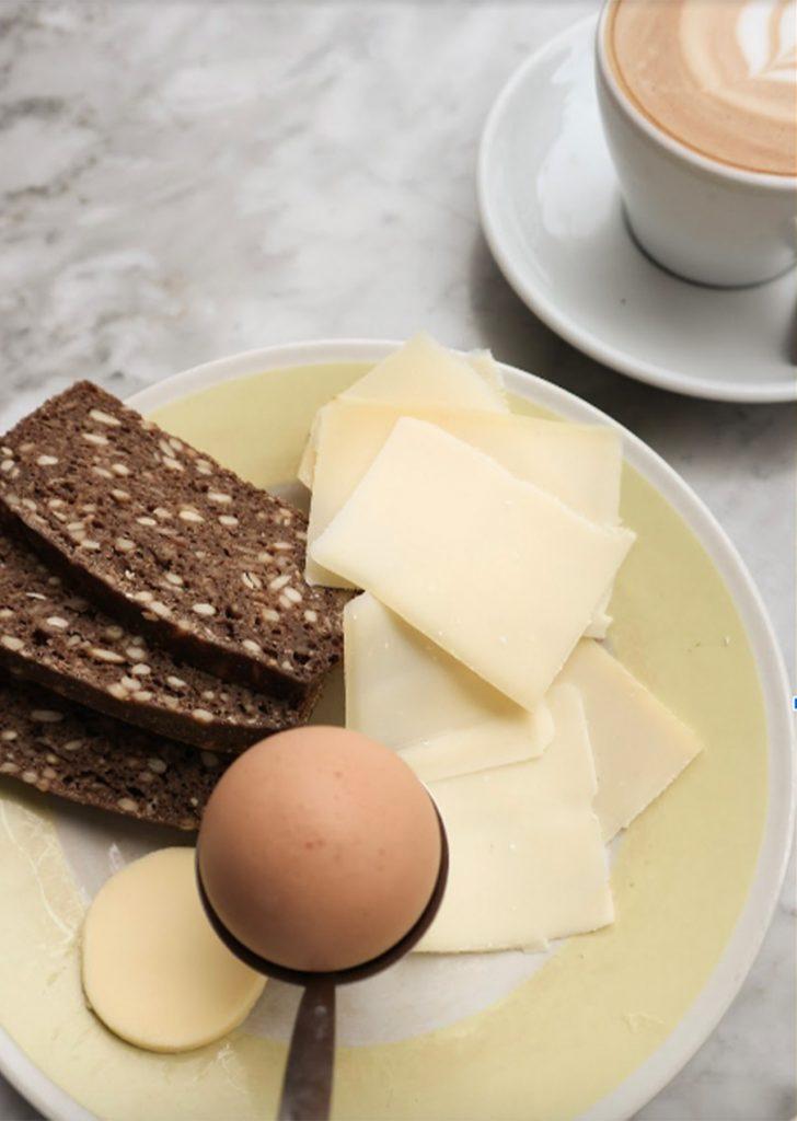 Var ska man äta frukost och lunch i Köpenhamn?