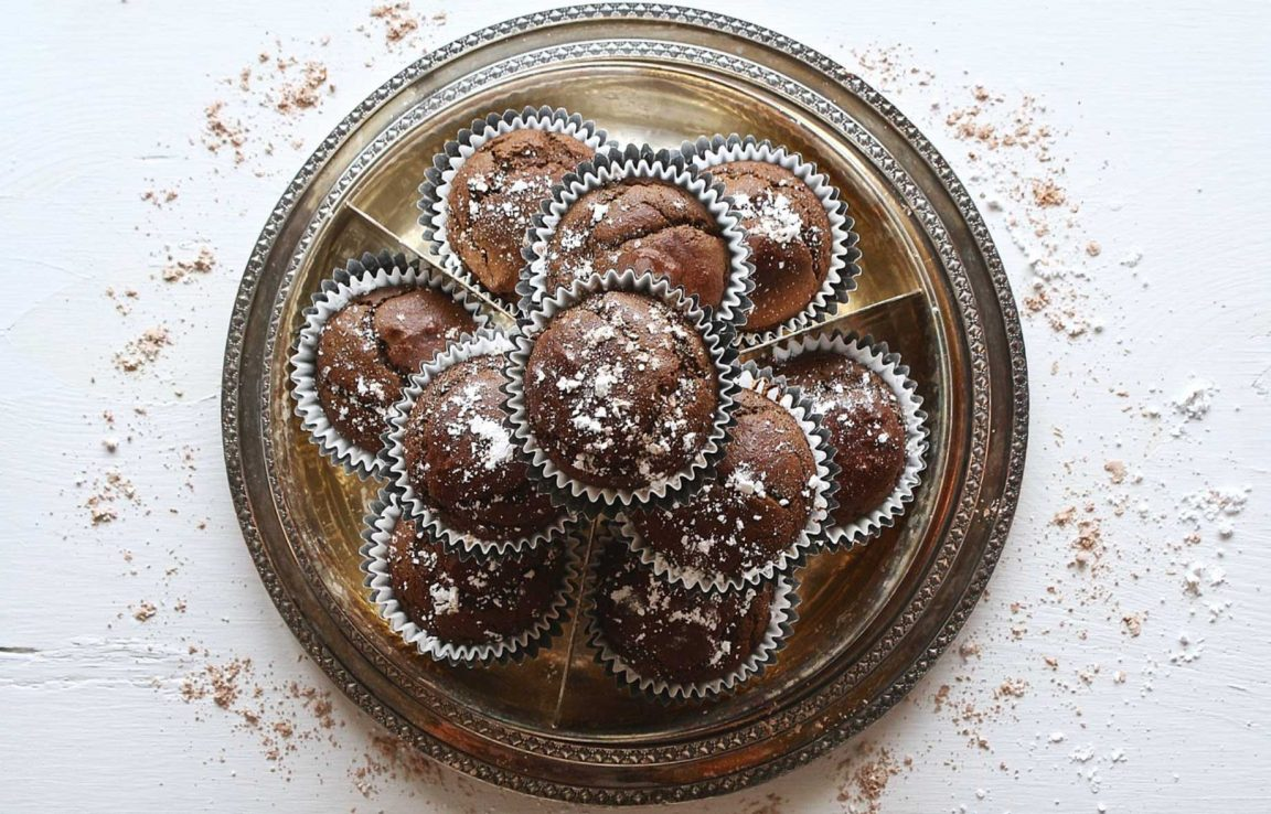 muffins recept