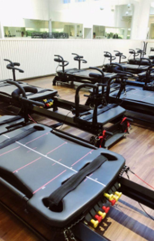 VeckoRevyn testar träningsformen Megaformer