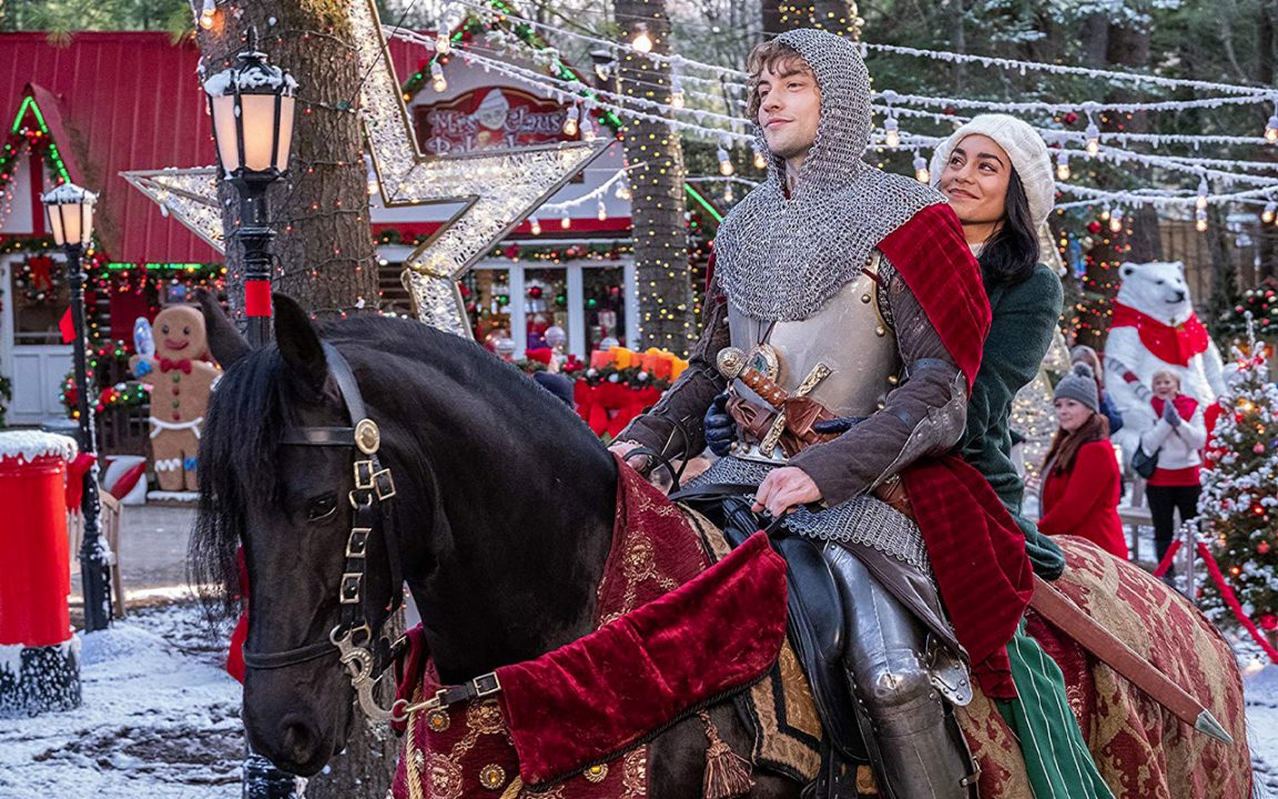 Vanessa Hudgens i Netflix nya julfilm