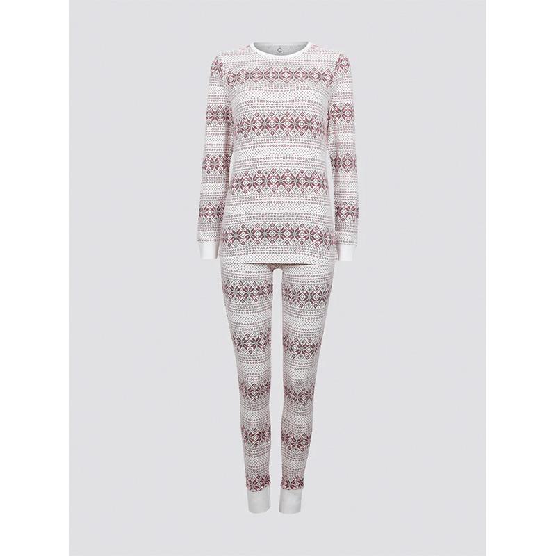 Pyjamasset julklappf lickvän