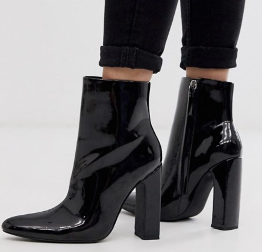 snygga skor att bära i vinter