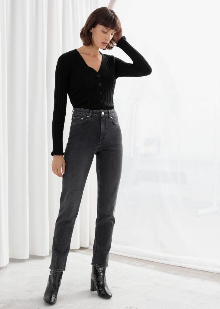 Så bygger du din perfekta kapselgarderob med jeans för dam