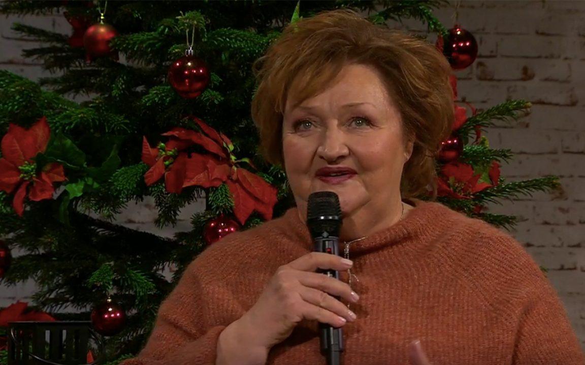 Marianne Mörck blir årets julvärd i SVT