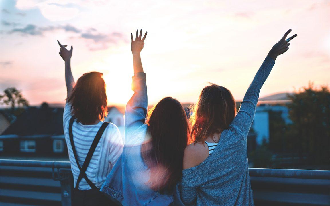 Vänskapsrelationer förbättrar vår hälsa