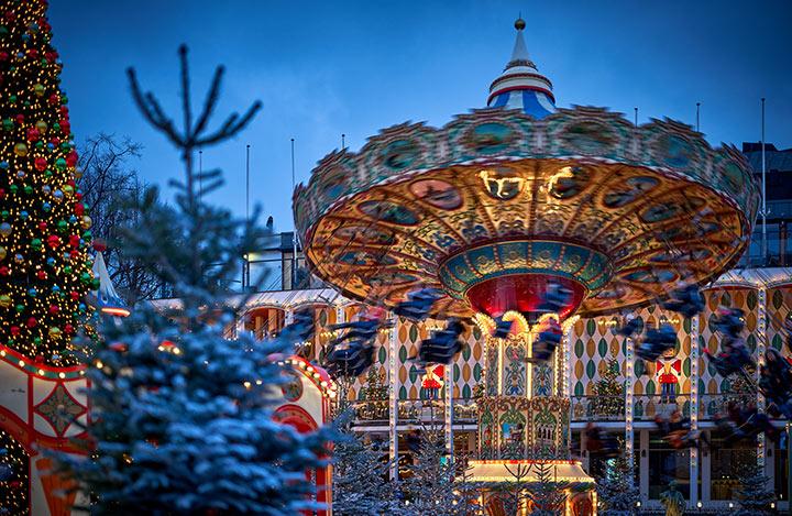 jul i kopenhamn