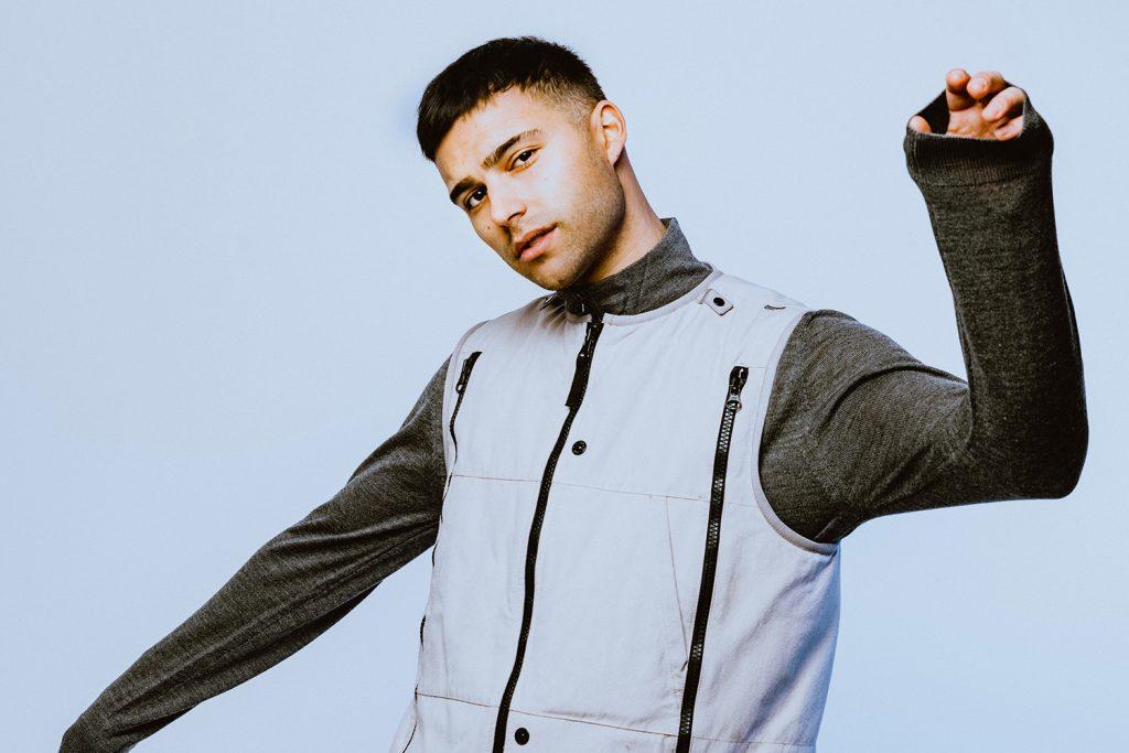 Eric Saade artist Melodifestivalen 2021