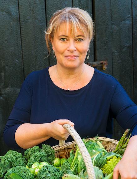 Cecilia Nisbet Nilsson berättar om gurkmeja
