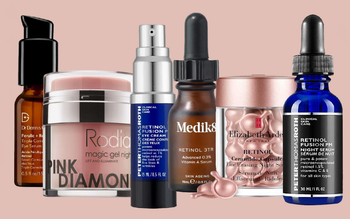 Favoriter med retinol 1