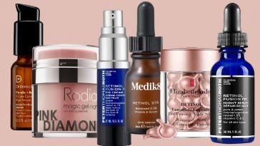 Favoriter med retinol 1