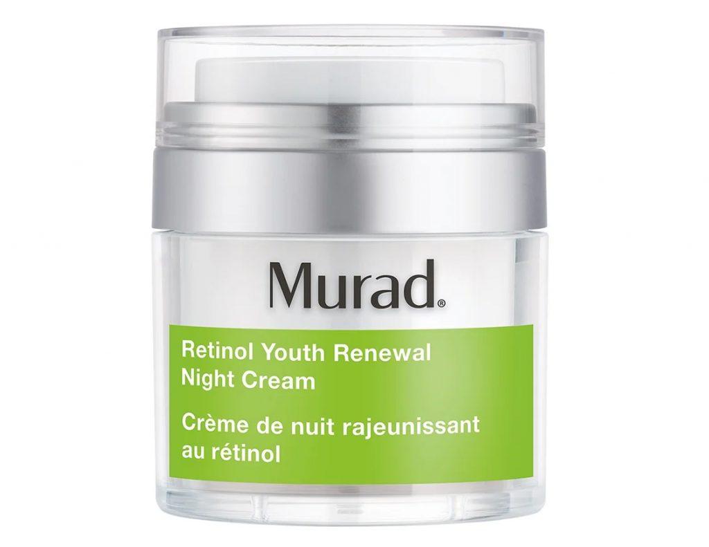 Retinol nattkräm från Murad