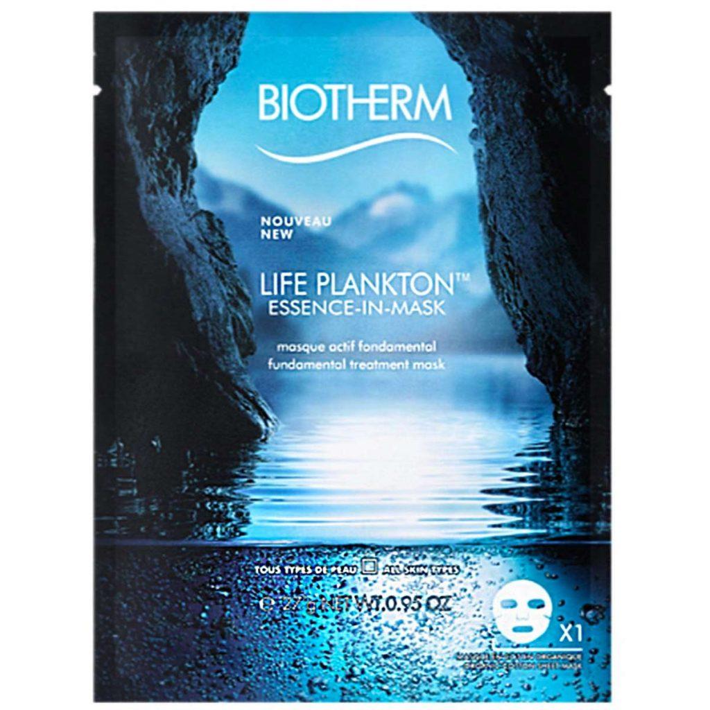 Sheetmask från Biotherm