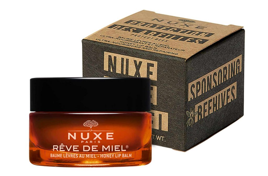 Läppbalsam från Nuxe Reve de Miel