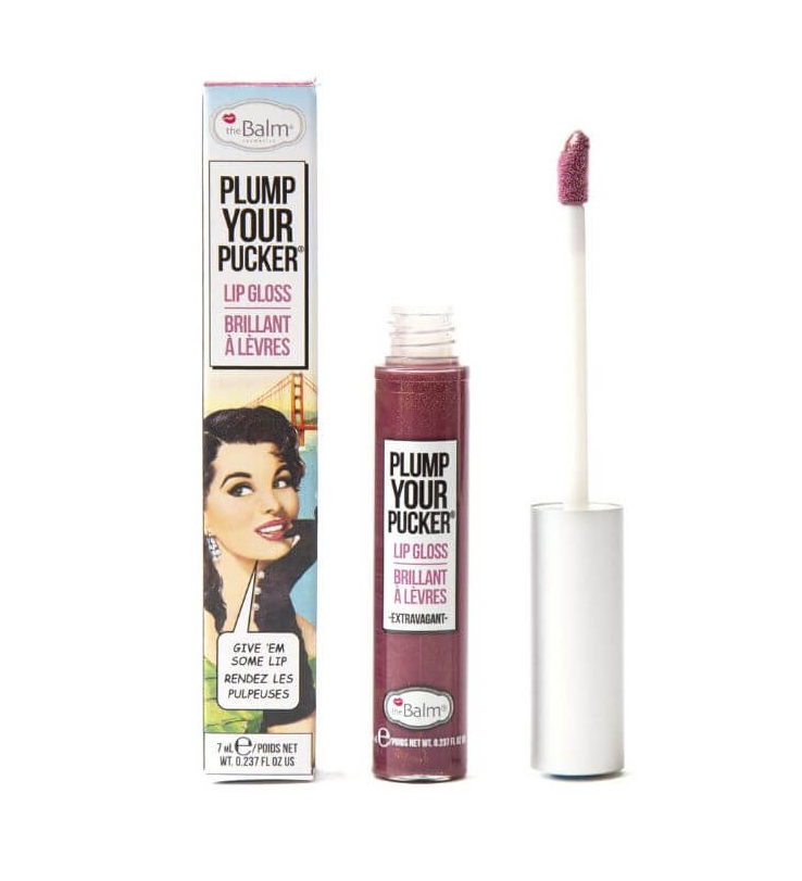 lip plumpers från the balm