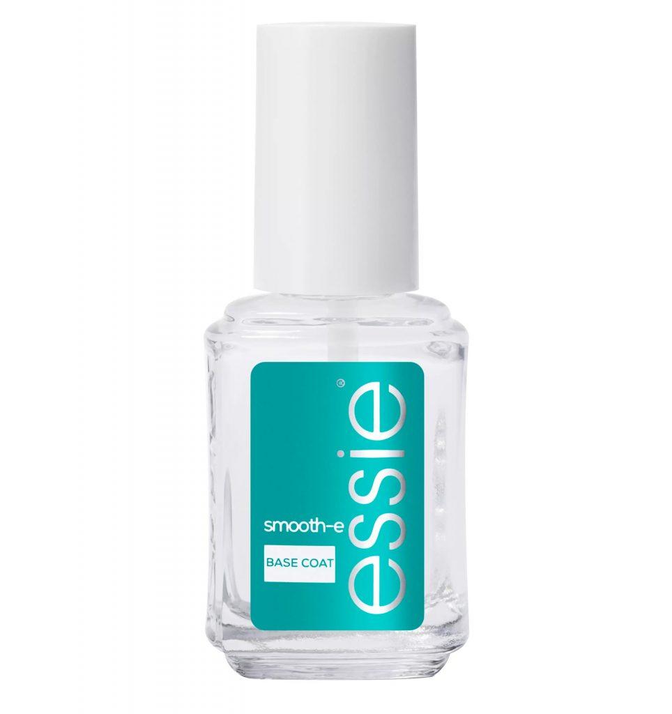 nagellack, underlack från Essie