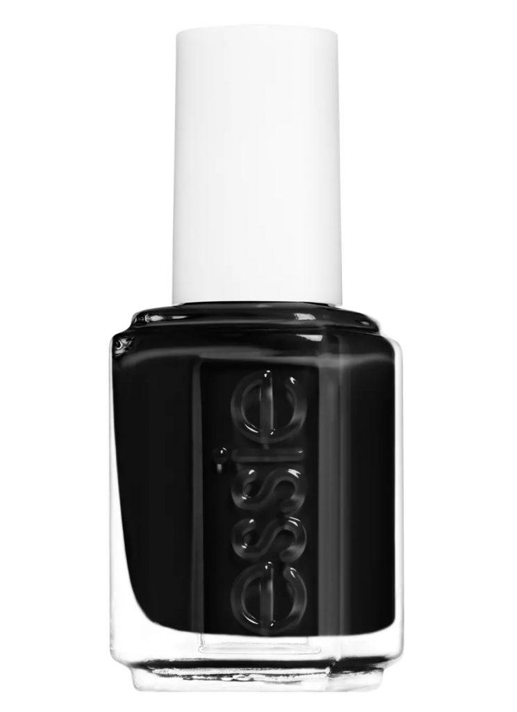 nagellack från Essie i färgen 88 licorice