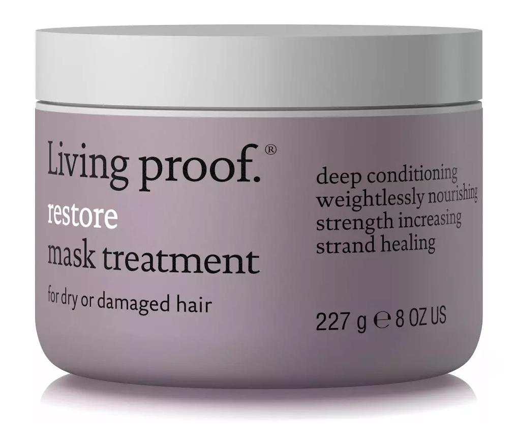 Lyxig hårinpackning från Living proof