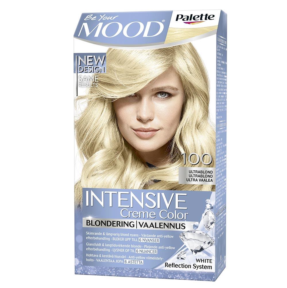 Blondering från Mood