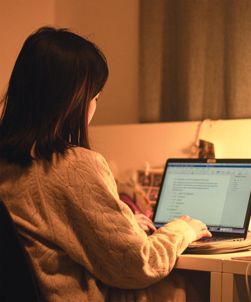 Coronaviruset: Effektiva tips när du pluggar hemma på distans