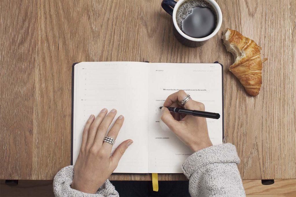 Plugga effektivt genom att planera och ha delmål