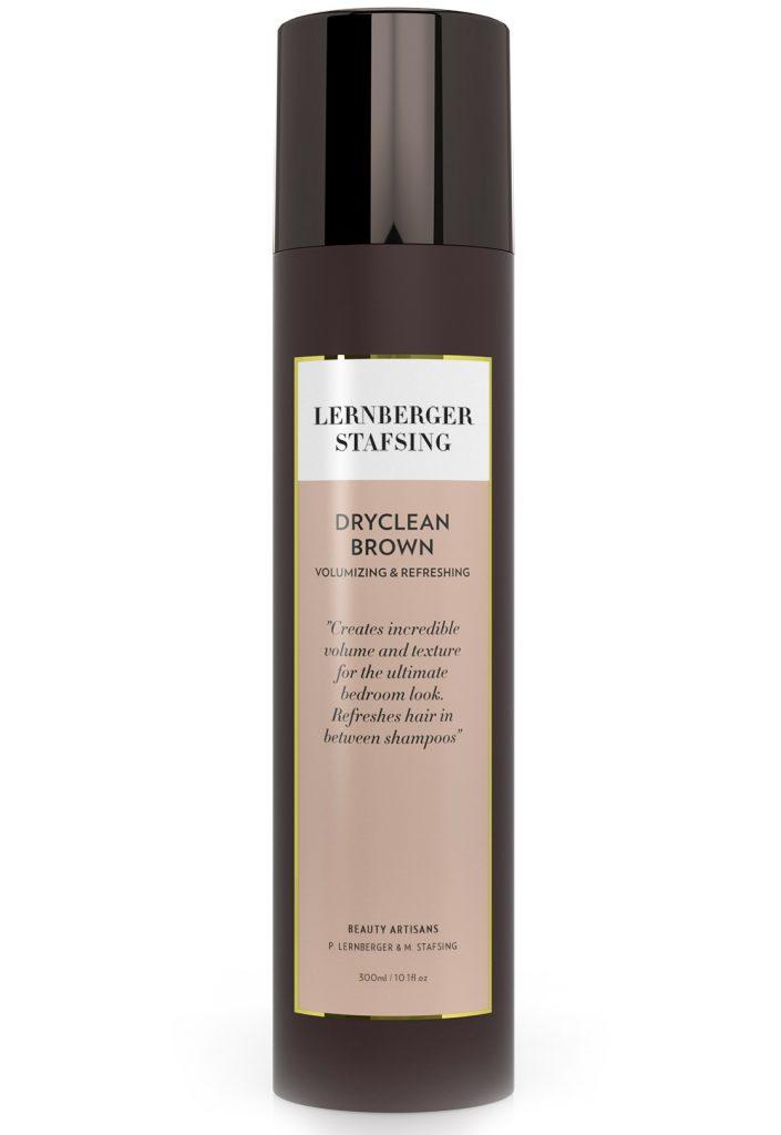 Torrschampo för brunt hår från Lernberger Stafsing