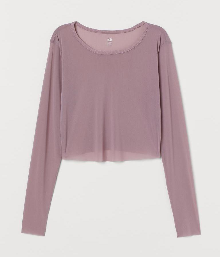 billiga träningskläder för dam från HM