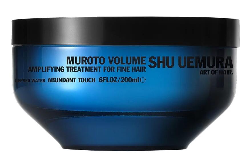 Volymgivande inpackning från Shu Uemura
