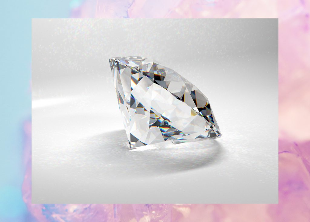 månadssten april: diamant