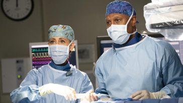 Corona: tv-serien Grey's Anatomy donerar skyddsmaterial