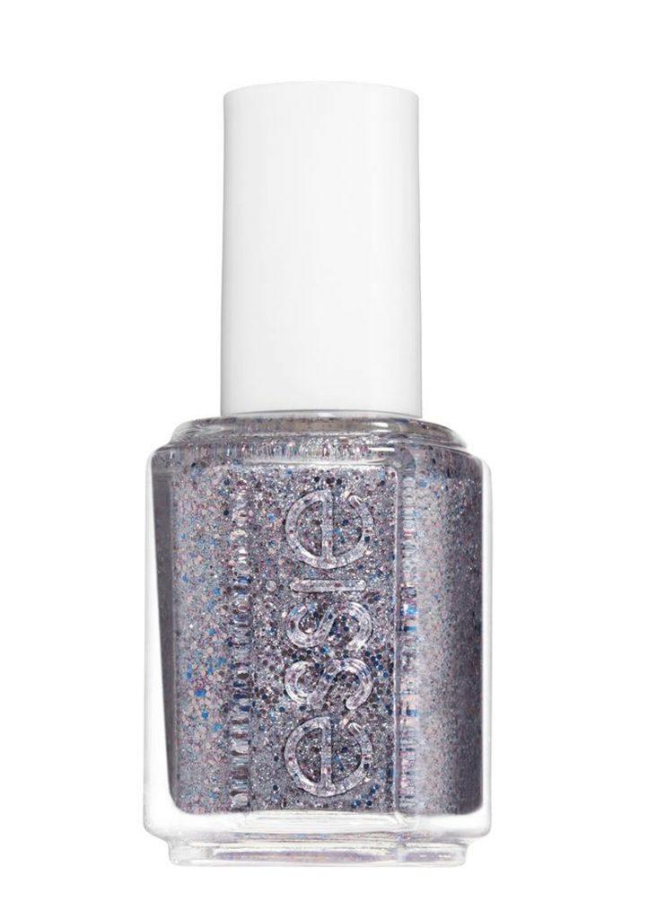 nagellack med glitter essie 2