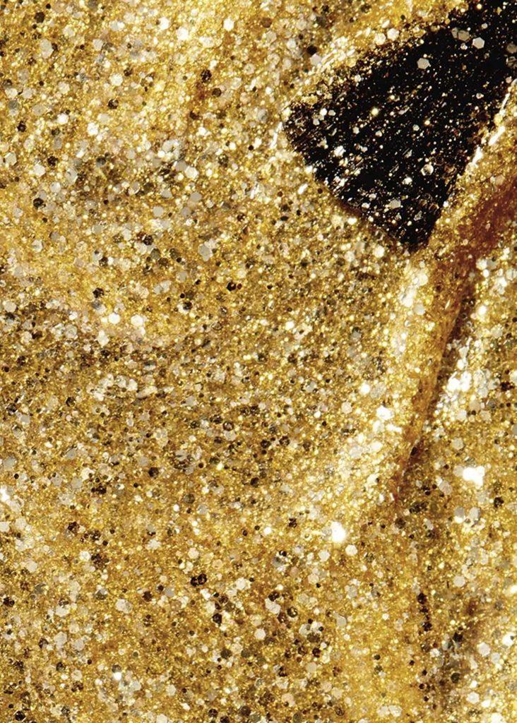 nagellack med glitter opi2