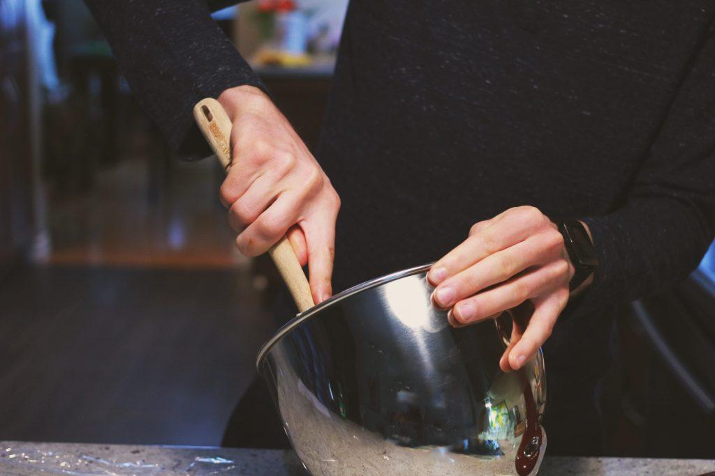 recept froknacke med majsmjol och fiberhusk